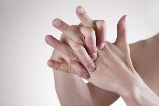 Хруст пальцев при артрозе