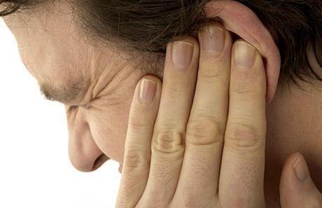Боль в челюстном суставе