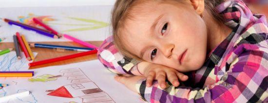 Ослабленный иммунитет у ребенка