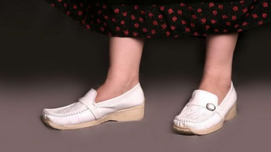 Закрытая мягкя обувь