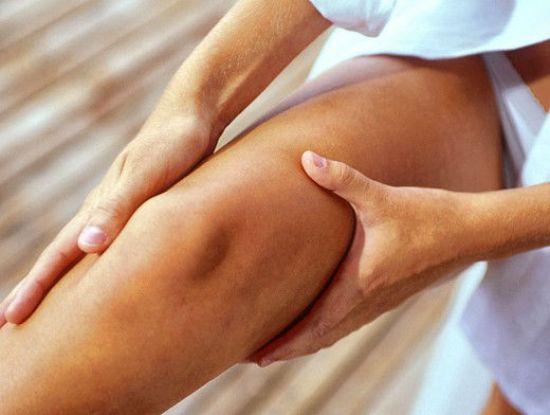 Боль в правой ноге