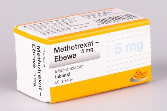Таблетки Метотрексат