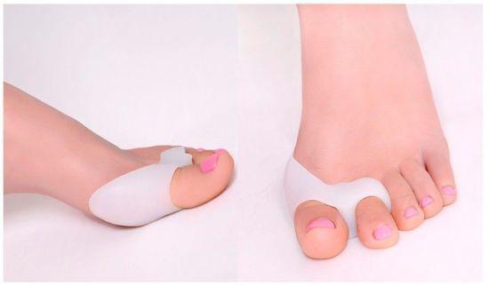 Фиксатор для большого пальца ноги