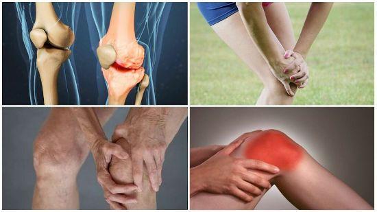 Боль и разрушение сустава