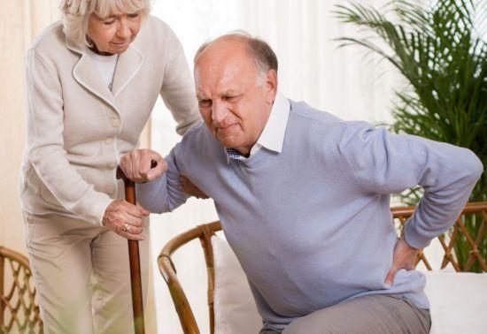 Боль в тазобедренном суставе
