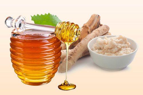 Хрен, мед и картошка
