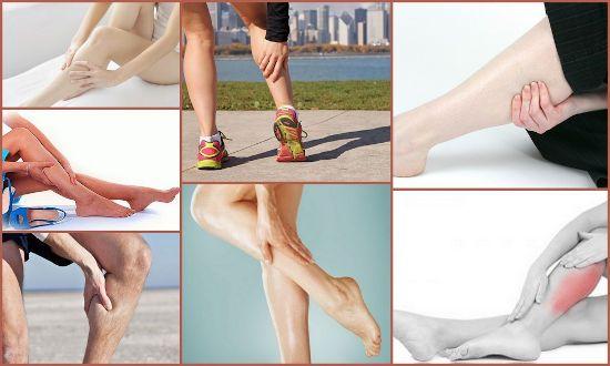 Боли и онемение в ногах