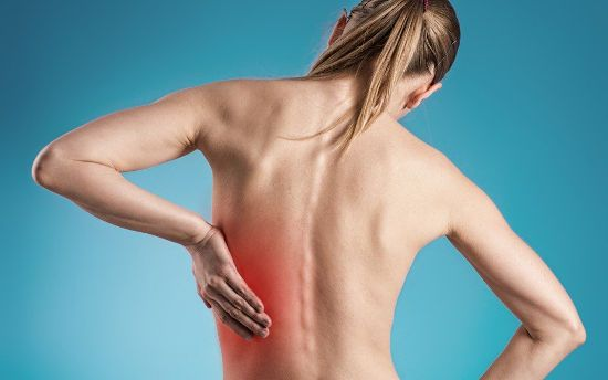 Боль в ребрах со спины