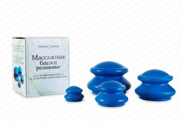 Резиновые чаши для массажа