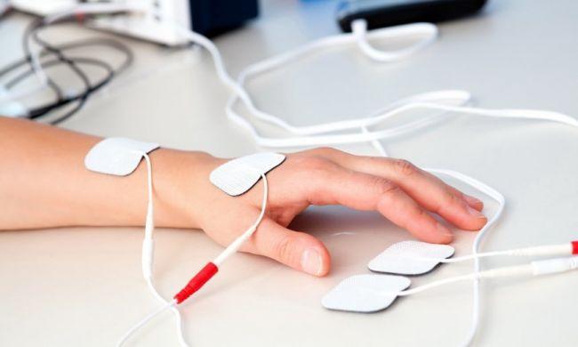 Электрофорез на пальцы рук