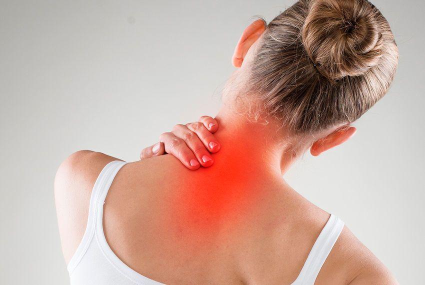 Боль в шее