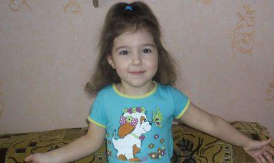 Девочка 3 лет