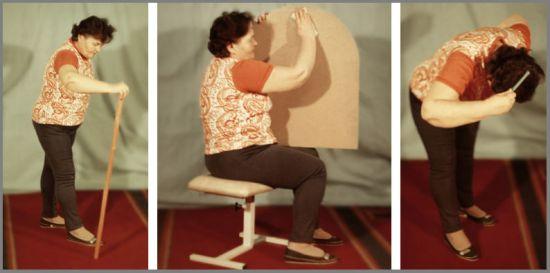 ЛФК для разработки плеча