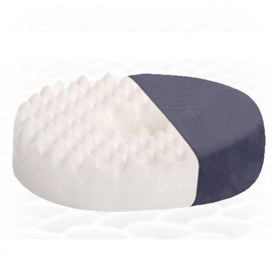 Овальная подушка