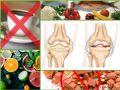 Суставы и продукты питания