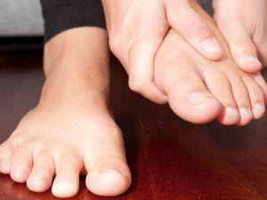 Боль в ступне