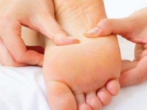 Боль в ступне под пальцами