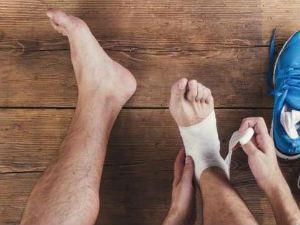 Болит внутренняя часть стопы сбоку