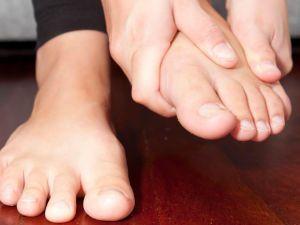 Боль в пальцах ноги