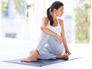 Йога при артрозе