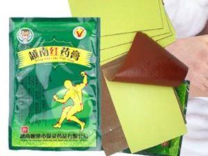 Китайский пластырь