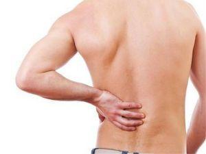 Боль в левом боку со спины