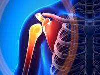 Воспаленный плечевой сустав