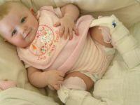 Младенец в стременах