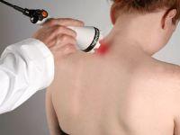 Лазеротерапия шеи